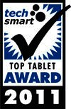 TOP 2011 Tablet Award